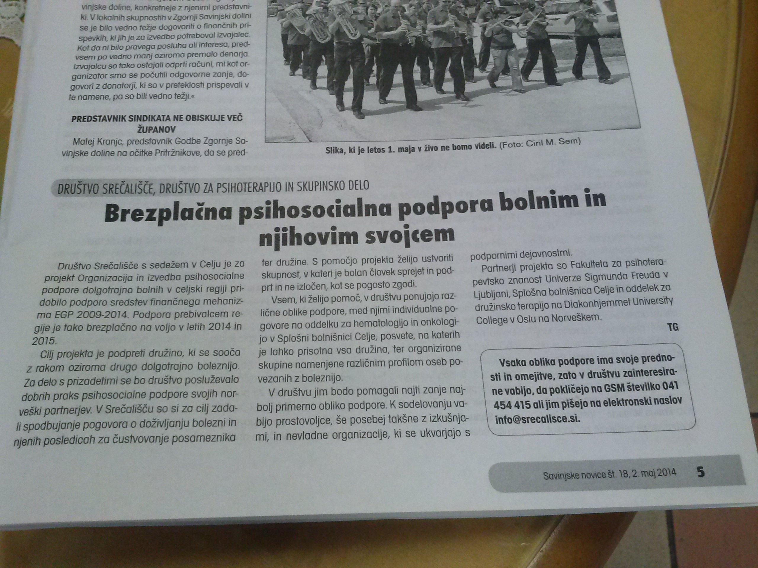 Savinjske novice